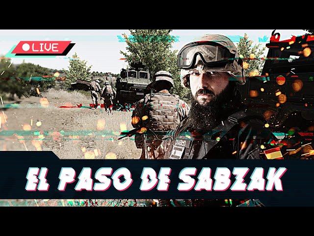 [ES] OPERACIÓN EL PASO DE SABZAK - Ejercito Español - Squad ALPHA #milsim #simulación #tactical
