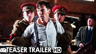 The Imitation Game - L'enigma di un genio Teaser Trailer Italiano (2015) - Benedict Cumberbatch