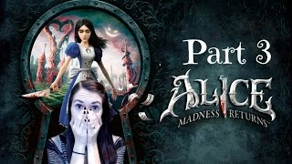 Alice: Madness Returns (Part 3) The rabbit is EVIL