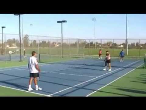 Tennis at HDFC 9-6-2014