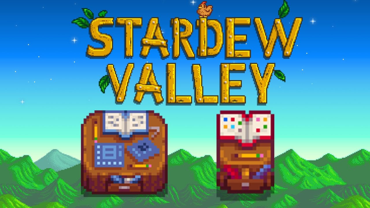 Stardew Valley Catalogue And Furniture Catalogue Youtube