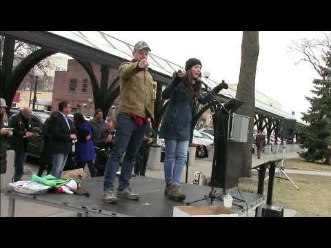 March for our lives La Crosse, WI Part 1