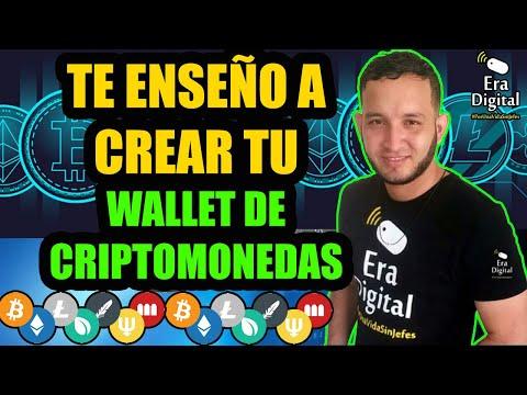 COMO Crear Wallet O Billetera De Criptomoneda  ➤uphold ➤bitcoin➤dash➤ltc➤ganar Dinero En Venezuela