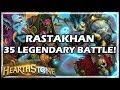 RASTAKHAN 35 LEGENDARY BATTLE Rastakhan S Rumble Hearthstone mp3