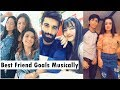 Friendship Day Goals Musically |  Aashika, Manjull, Mrunal, Avneet, Sidharth, Jannat and More