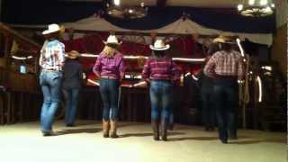 Friday Yet- Line Dance