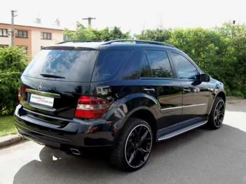 mercedes ml - czech tuning styling - youtube