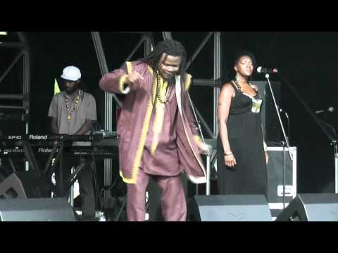 Luciano with Mafia & Fluxy Band - 17th July 2011 - Brockwell Park