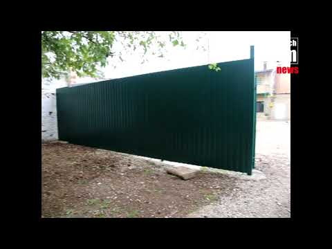 Kerch.FM: У гаражного кооператива на «Черепашке» в Керчи появился забор
