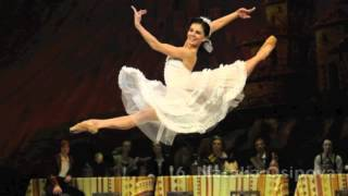 My Top 10 Favorite Ballerinas