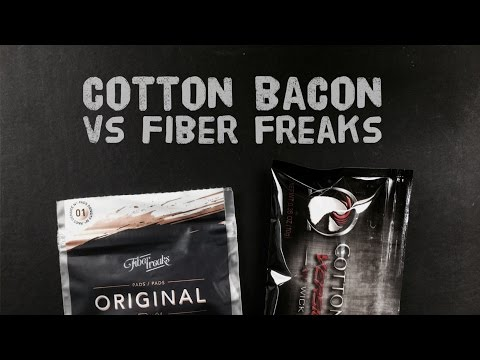 Cotton Bacon Vs Fiber Freaks - Wicking Wars S01E02