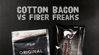 Cotton Bacon Vs Fiber Freaks - Wicking Wars S01E02