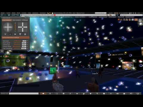 2-18-18 Planetary at Wayward Souls with Sprinter in Second Life
