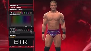 WWE 2K14 Superstar Threads Chris Jericho Battleground 2014 Attire