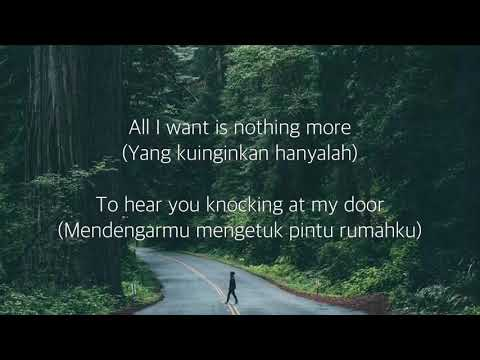 All I Want - Kodaline Cover By Alexandra Porat - [ LIRIK + TERJEMAHAN ]