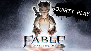 FABLE ANNIVERSARY - The Eyeless Cenobites of Albion
