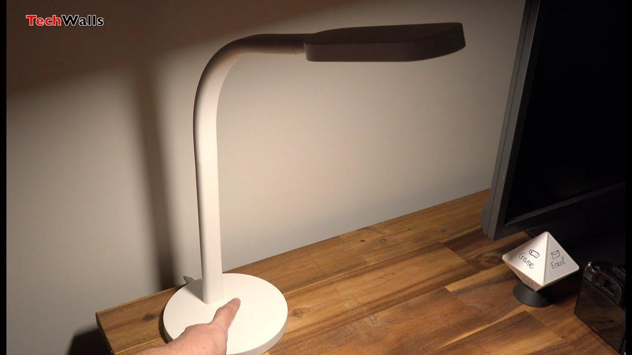 Xiaomi Desk Testing Lampwhite Yeelight Yltd01yl Led StandardUnboxingamp; A43RjL5q