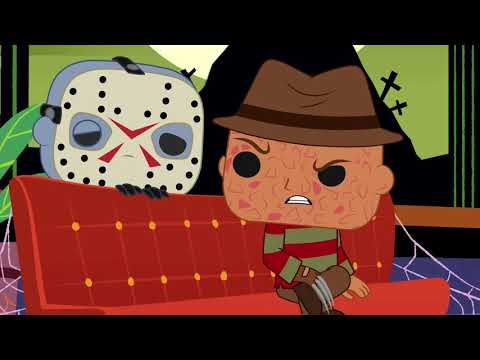 The Freddy Funko Show Episode 2: Halloween Special