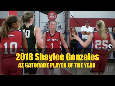 2018 Shaylee Gonzales | Gatorade Player of the Year