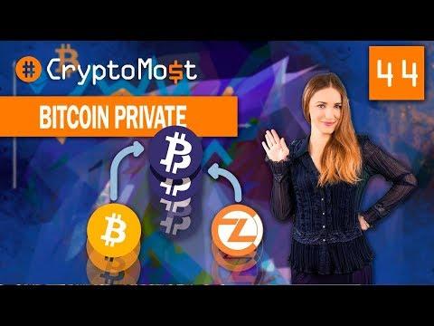 ХАРДФОРК BITCOIN PRIVATE! TELEGRAM ОТКАЗЫВАЕТСЯ ОТ ПУБЛИЧНОГО ICO CryptoMost №44
