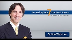 Dr John Demartini Masterclass - Application of Values & Accessing your 7 Greatest Powers