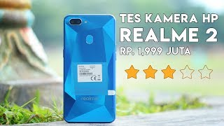 Download Video Tes dan Review Kamera Hp Realme 2 MP3 3GP MP4