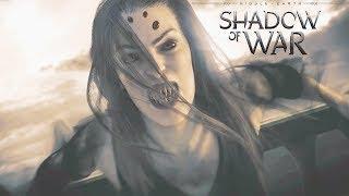 SHADOW OF WAR All Cutscenes Movie (Game Movie)