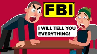 FBI Interrogation Techniques You Can ACTUALLY Use