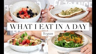 What I Eat in a Day #35 (Vegan/Plant-based)   JessBeautician