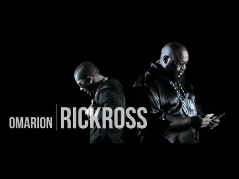 "BEHIND THE SCENES: OMARION FT. RICK ROSS ""LET'S TALK"""