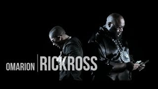 "BEHIND THE SCENES: OMARION FT. RICK ROSS ""LET"