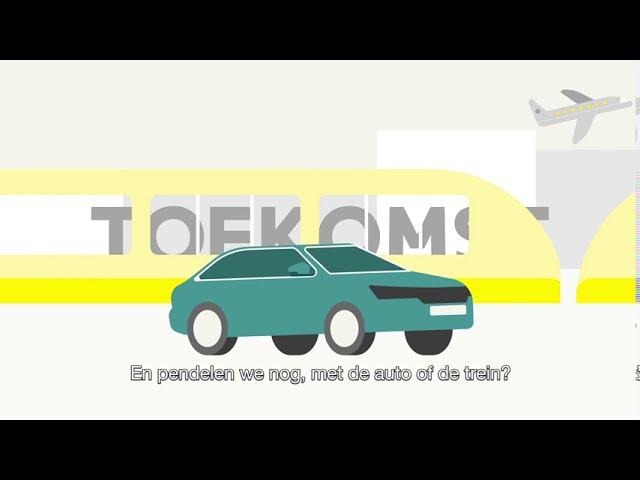 Deel je mening over de mobiliteit van de toekomst