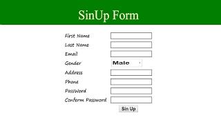 registration form in asp.net with sql database