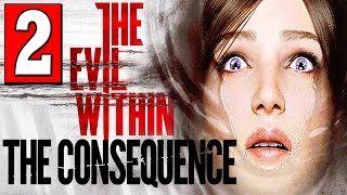 The Evil Within The Consequence Walkthrough Part 2 Full Gameplay DLC Let