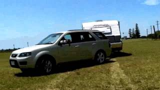 Tow test: Ford Territory