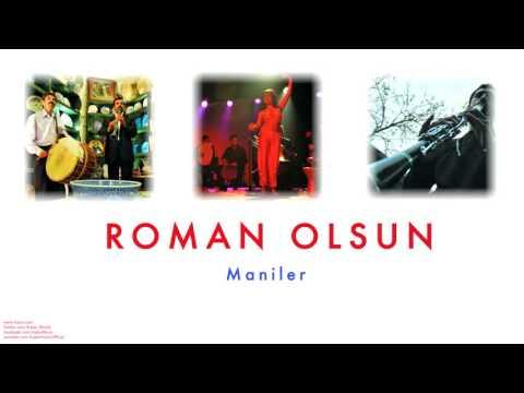 Mehmet Gümüş - Maniler [ Roman Olsun © 2008 Kalan Müzik ]