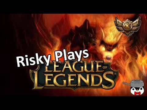 Risky Play League of Legends Risky Sucks At This Game