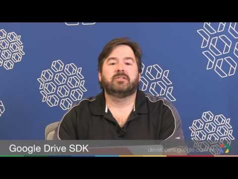 Google Drive SDK: Questions from the Google+ Community