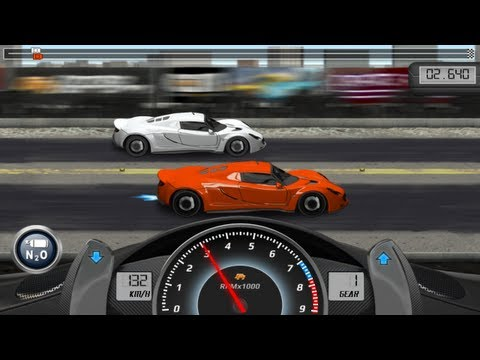 10 уровень - Drag Racing - Hennessey Venom GT