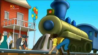 Coco, der neugierige Affe - S05E08 - Wie im Wilden Westen