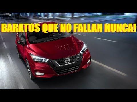 7 AUTOS BARATOS que NUNCA FALLAN!
