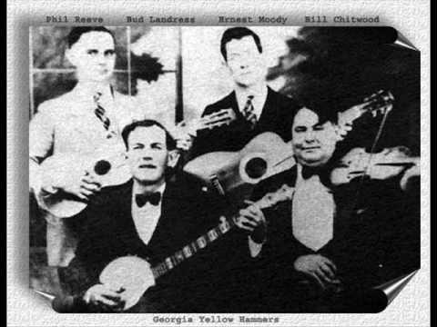 The Georgia Yellow Hammers-I'm Saved