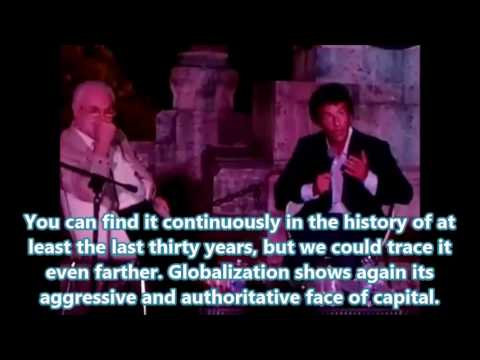 DIEGO FUSARO:  Globalization as new imperialism