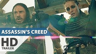 ASSASSIN'S CREED 'Leap of Faith' Feature Trailer (2016)