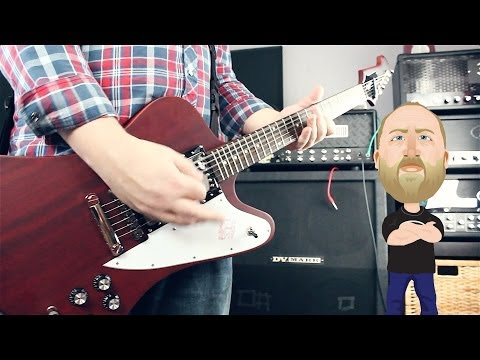 Epiphone Firebird Studio - Demo