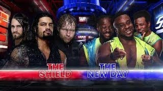 Shield Vs New Day Full Match WWE Survivor Series 2017 HD
