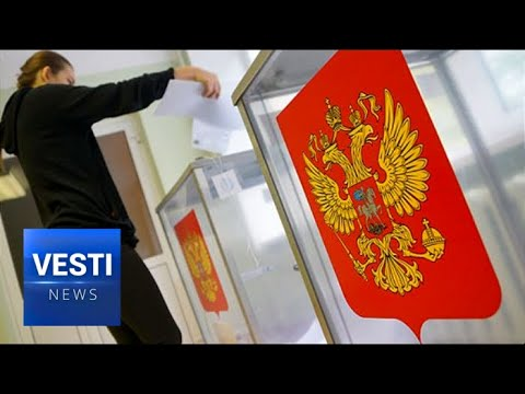 Unprecedented Lines and Enthusiasm From Russian Diaspora Community for 2018 Elections