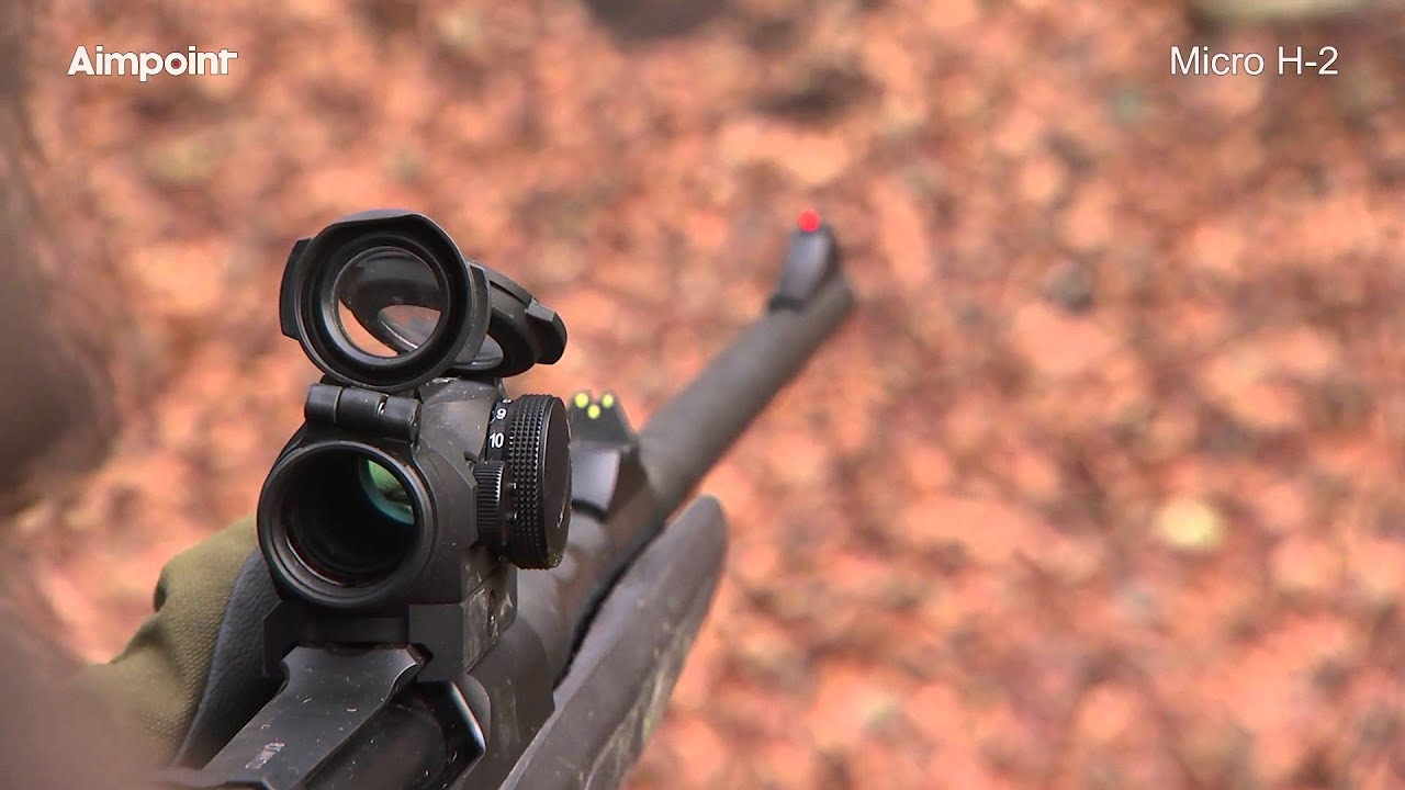 Aimpoint Micro H 2 Trailer Youtube