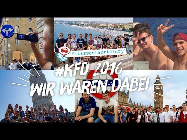 #klassenfahrtdiary 2016 - Wir waren dabei! #kfd - HEROLÉ