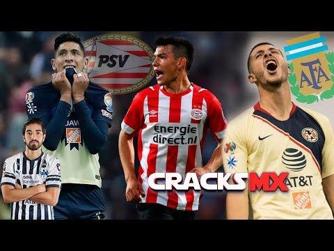 PSV se fija en EDSON, ¿y PIZARRO? | ¿ITALIA o ESPAÑA para CHUCKY? | GUIDO a la SELECCIÓN